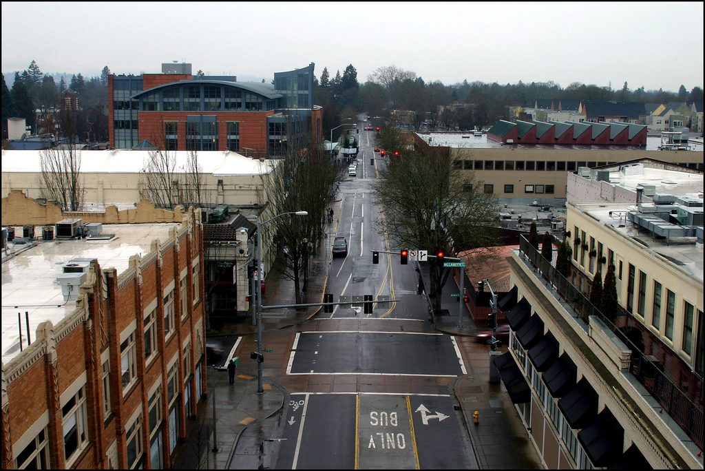 Eugene Oregon