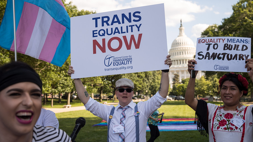 Facts on Transgender Rights & Gender Equality